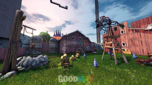 Escape game infernale