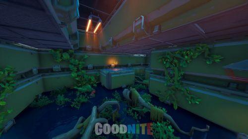 50 levels Abandoned Basement Deathrun