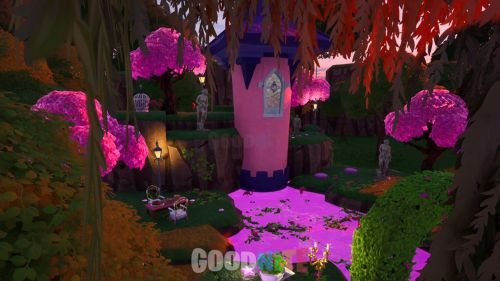 Fairy - Gun game