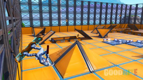 Drift Arena Hoverboard