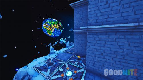 Facing Worlds - Unreal Tournament