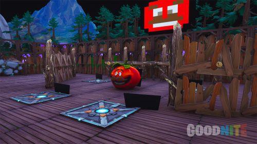 Moba Tomato vs Burger