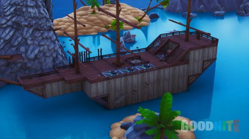 OPEN WORLD PIRATE PUZZLE MAP!