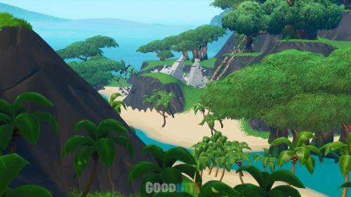 Survival Quest (MAP INTERACTIVE)