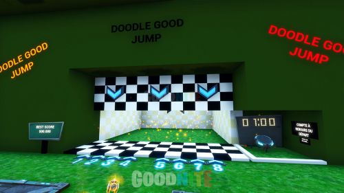 DOODLE GOOD JUMP