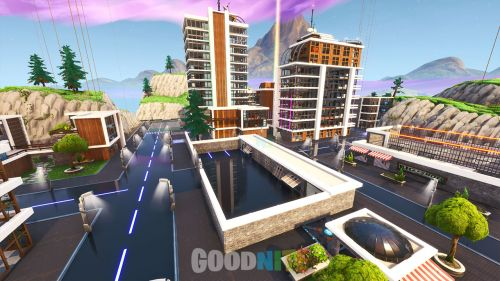 TILTED TOWERS (COLLECT DE PIECES FFA)