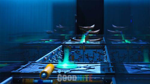 100 Level Ohblur's Deathrun