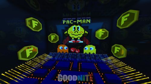 THE REAL PAC-MAN