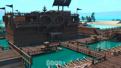 Islands Pirate