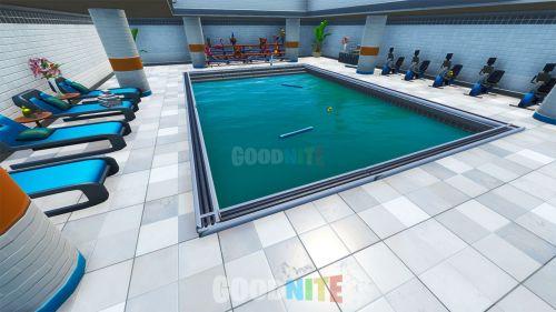 Prop Hunt Swimming Pool
