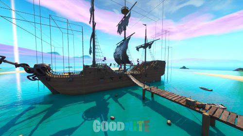 Prop Hunt Pirate