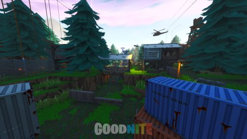GUNFIGHT: PINEWOOD FOREST