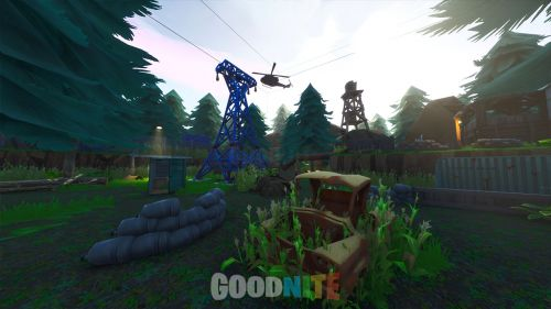 GUNFIGHT: PINEWOOD FOREST