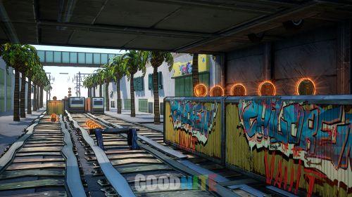 Subway Surfer In Fortnite