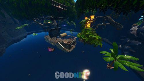 Escape the boat
