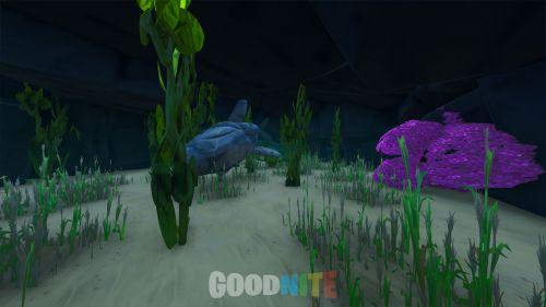 Aquarium Prop - Hunt