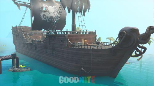 ESCAPE THE SHIP