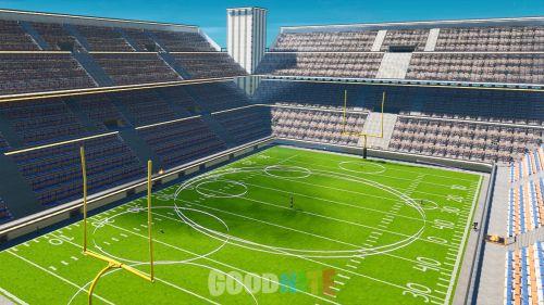ZoneWars Stadium