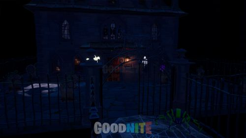 Horror Escape Theme Halloween