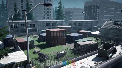 """Call of duty """"Shipment"""" 
