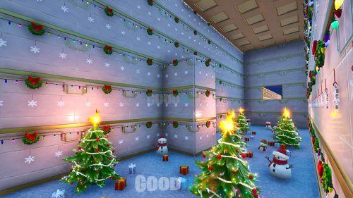 THE CHRISTMAS DEATHRUN