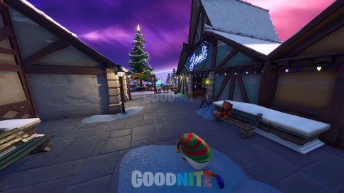 Jeu D'armes - Village de Noël