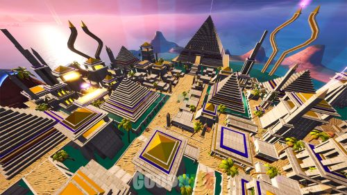 EGYPTION BATTLE ROYALE