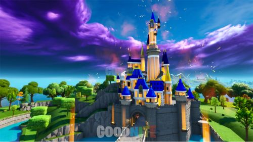 DISNEY CASTLE GAME