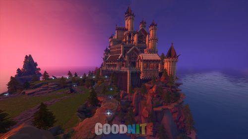 Castle Fortnite   Hub