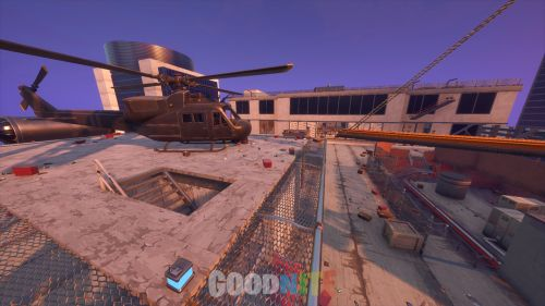 Highrise - Gun Game