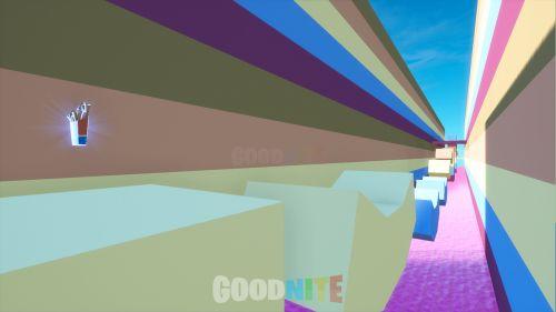 The 1 stage Pastel Deathrun