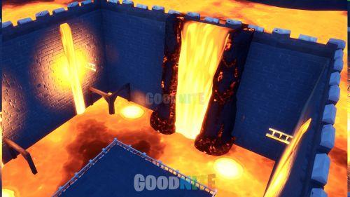 Repulse Lava Game
