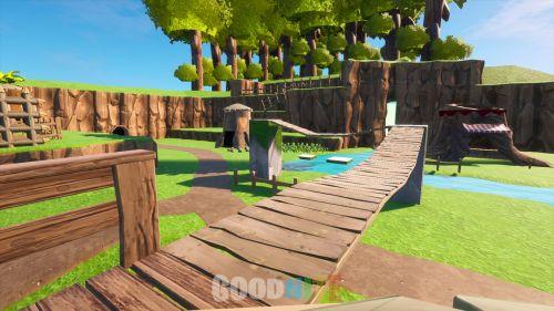 Reverse Gun Game Kokiri Forest