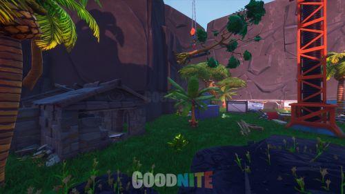 Cache cache map jungle