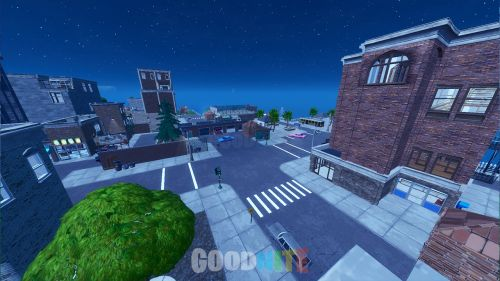 Tilted Tower   Zone Wars