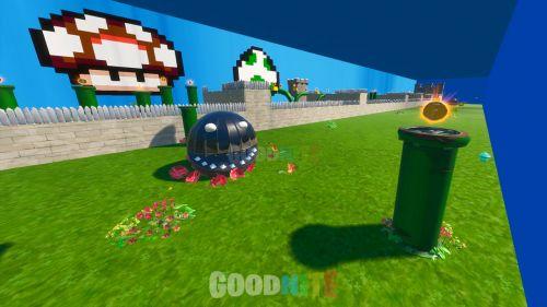 Super Mario Deathrun