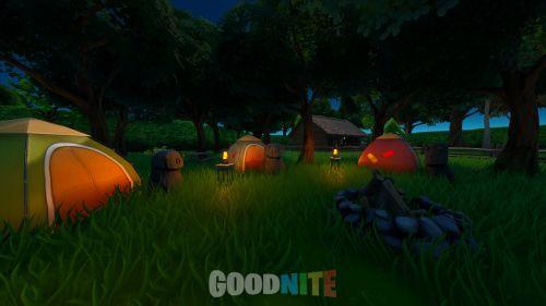 Disparition au camping