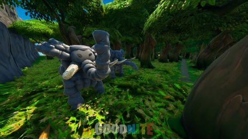 Escape aventure: jungle