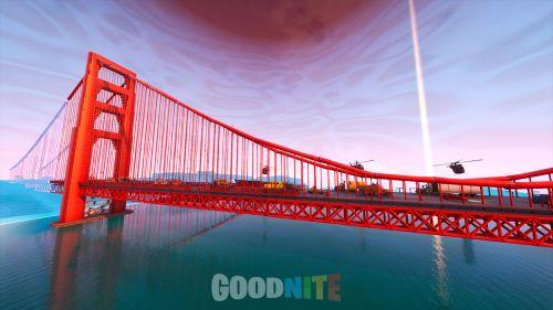 Golden Gate Bridge - Zone Rush