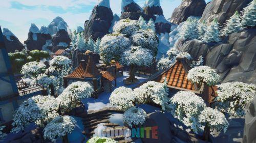 Hide and Seek: Winter Village