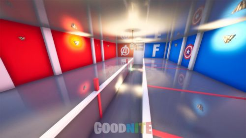 Marvel vs Fortnite (Trappers vs Runners)