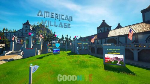 AMERICAN VILLAGE - OPEN WORLD