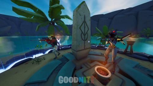 16v16 Paradise Island – Domination