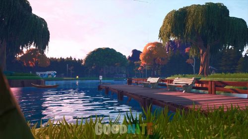 Gun Game - by the lake