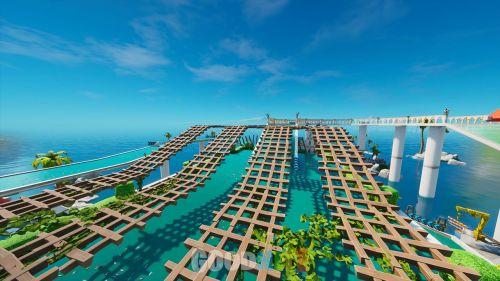 Aqua Drift Race