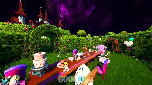Escape Alice in Wonderland