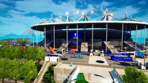 STADE DE FRANCE : FORTNITE CHAMPIONS CUP