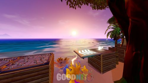 The Sunset Island