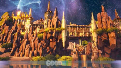 Welcome to Asgard
