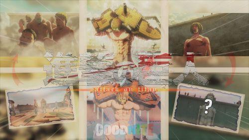 Attack on Titan Matchmaking Hub